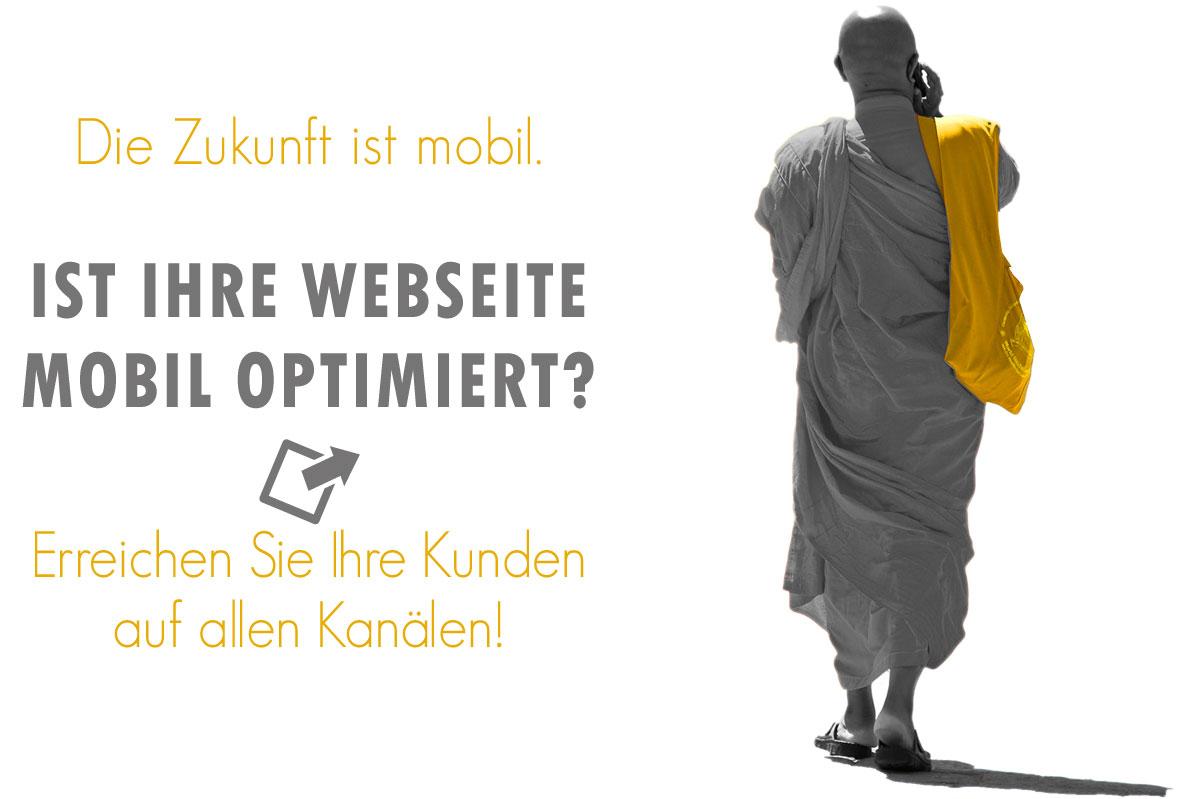 Website für mobile Geräte optimieren Webdesign Neuss Düsseldorf