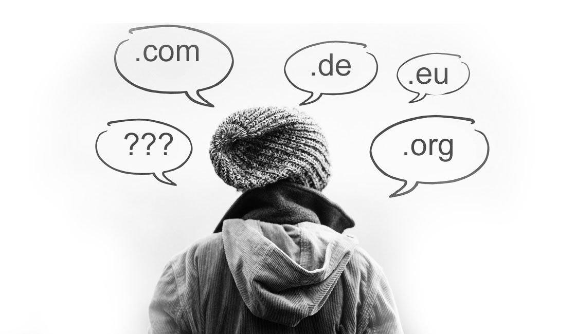 Domainberatung Domainanmeldung