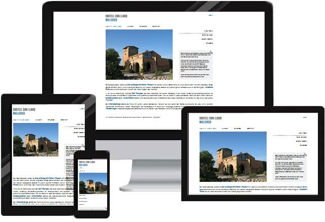 Hotel Reisen Fincas Apartments Homepage