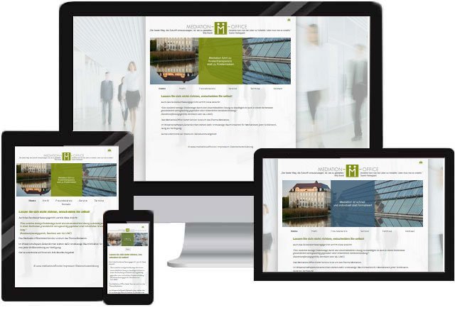Rechtsanwalt Mediator Homepage