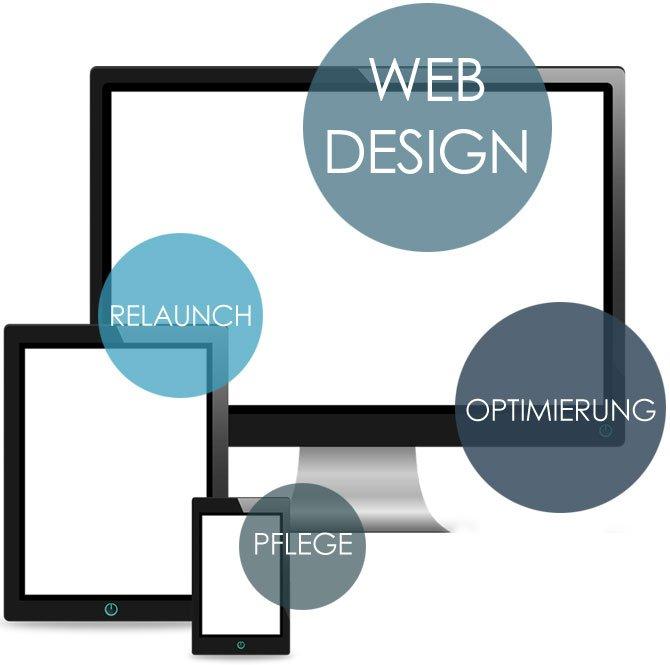 Professionelles Webdesign für Rechtsanwälte. Kanzlei-Homepage Erstellung, Überarbeitung, Betreuung