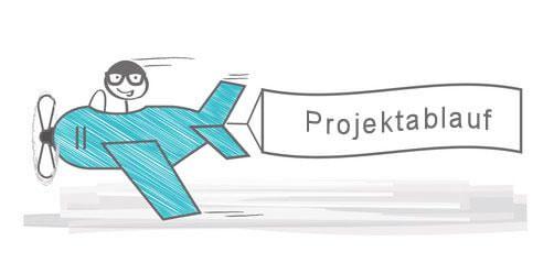 Internetseite Relaunch Projektablauf